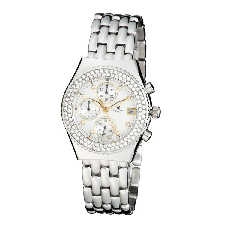Charles Hubert Premium Collection Women's Watch #6619-WGM