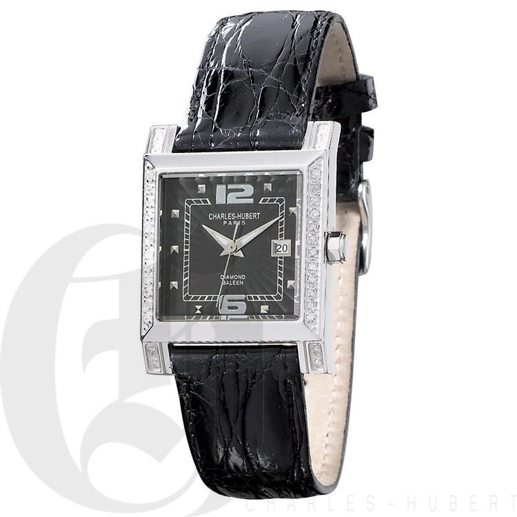 Charles Hubert Diamond Baleen Collection  Watch #18310-BBC