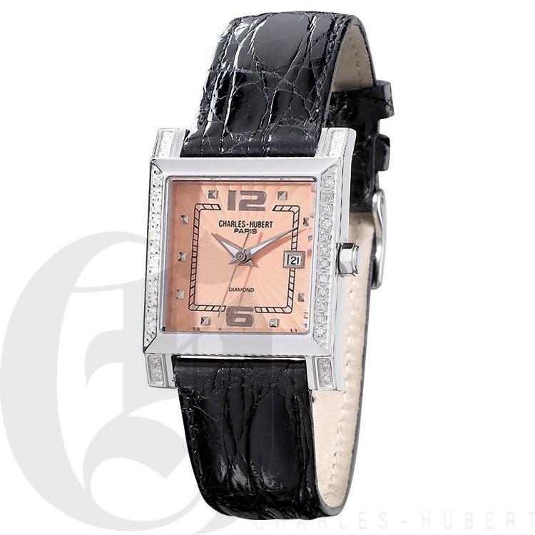 Charles Hubert Diamond Baleen Collection  Watch #18310-PBC
