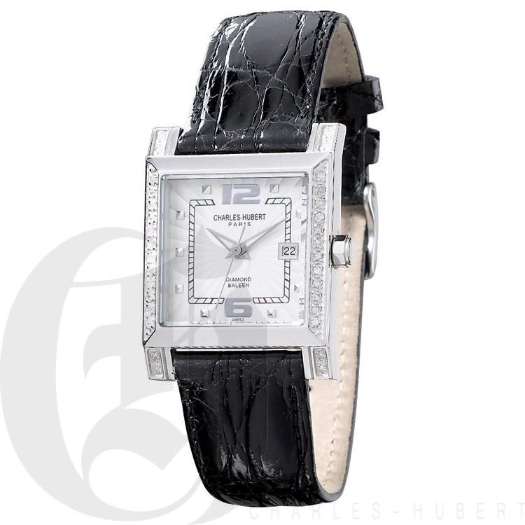 Charles Hubert Diamond Baleen Collection  Watch #18310-WBC