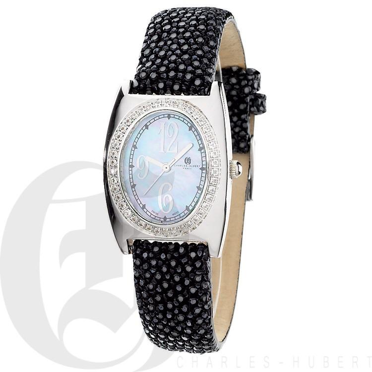 Charles Hubert Diamond Baleen Collection  Watch #18311-EB