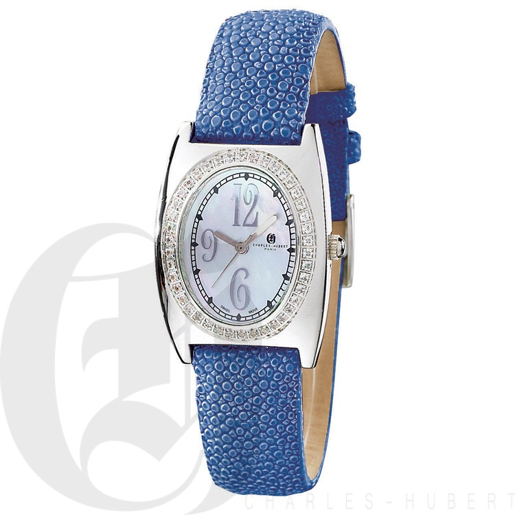 Charles Hubert Diamond Baleen Collection  Watch #18311-EE