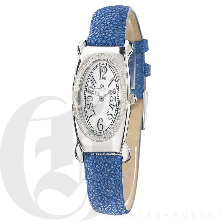 Charles Hubert Diamond Baleen Collection  Watch #18312-WE