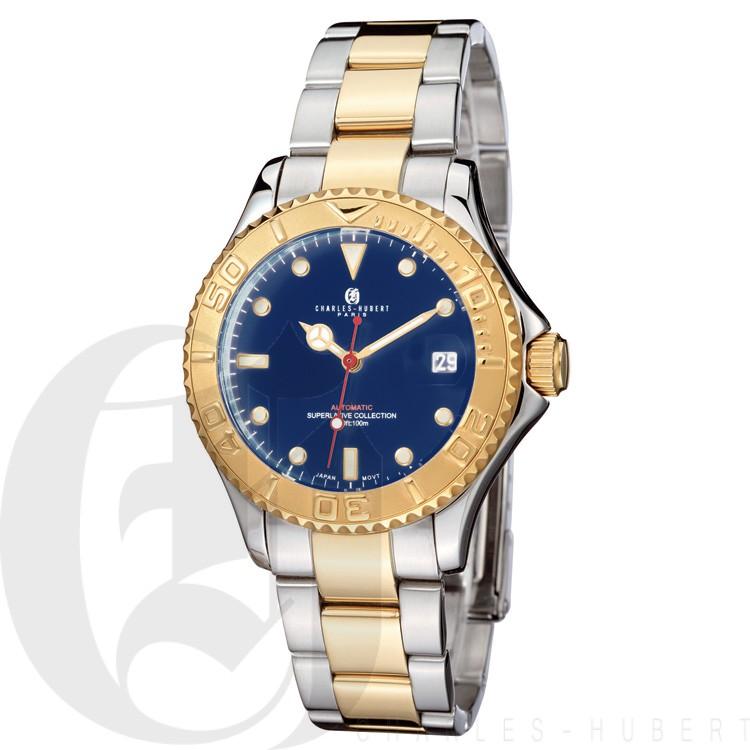 Charles Hubert Premium Collection Men's Watch #3514-E
