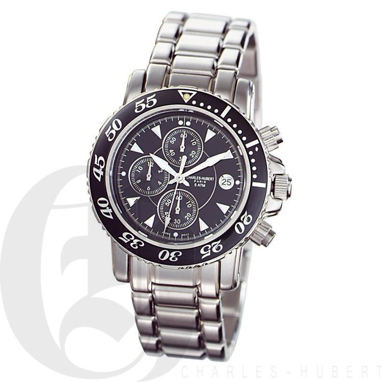Charles Hubert Premium Collection Men's Watch #3550-B