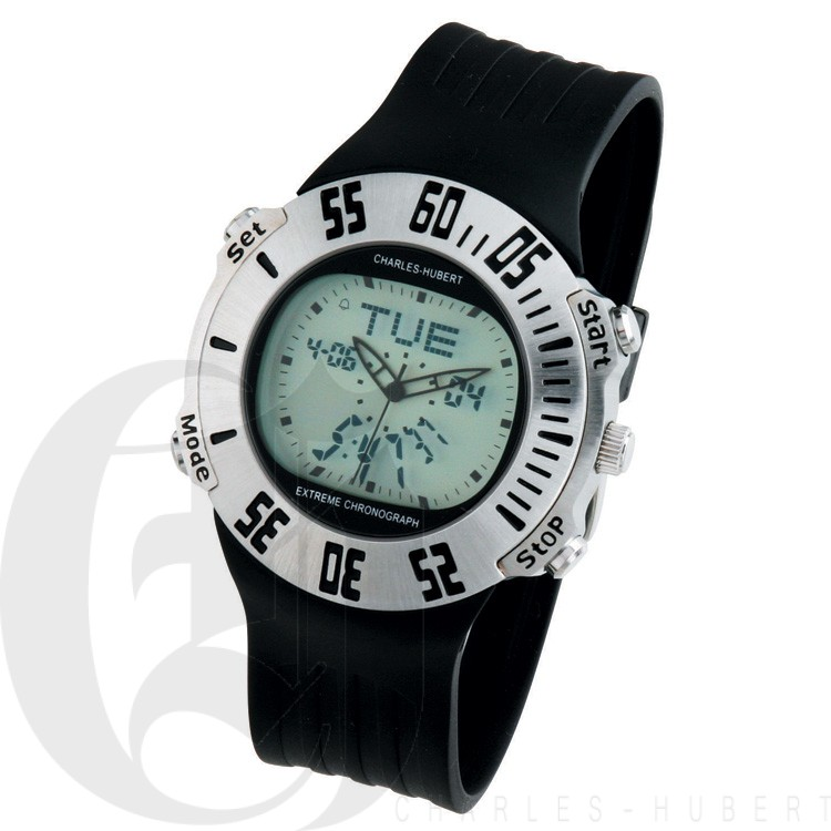 Charles Hubert Classic Collection Men's Watch #3563-W