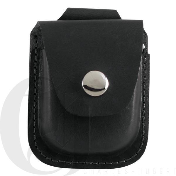 Leather Pocket Watch Holder
