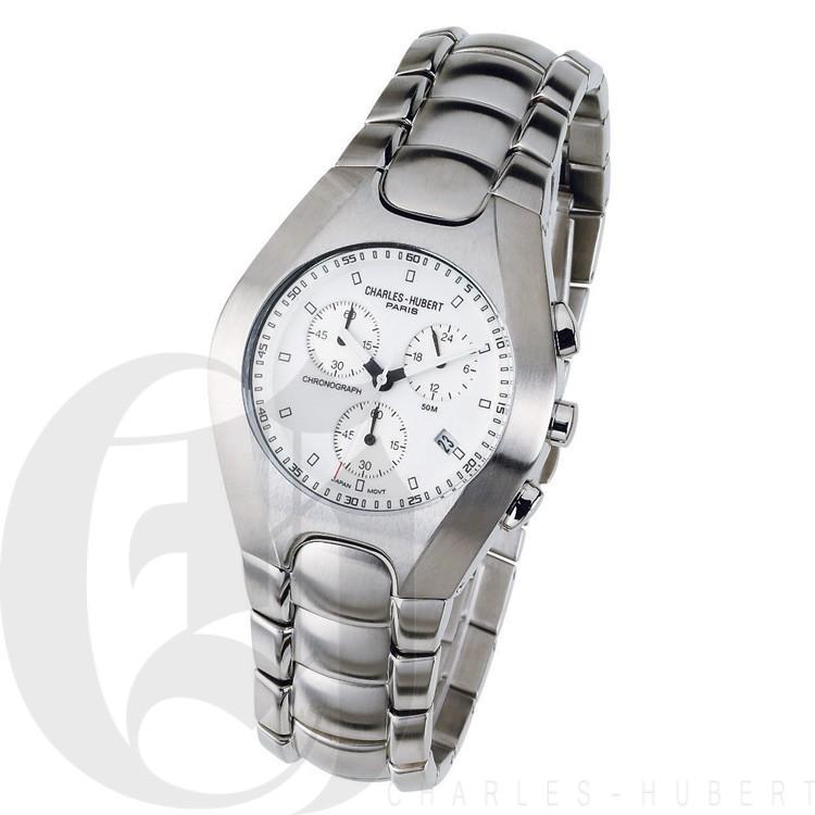 Charles Hubert Premium Collection Men's Watch #3573-W