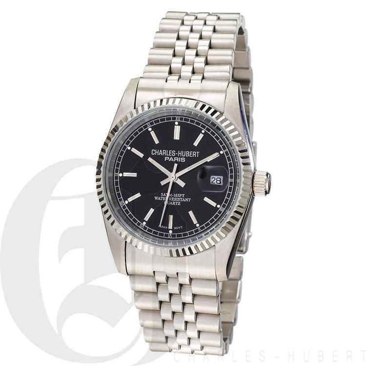 Charles Hubert Premium Collection Men's Watch #3635-WB