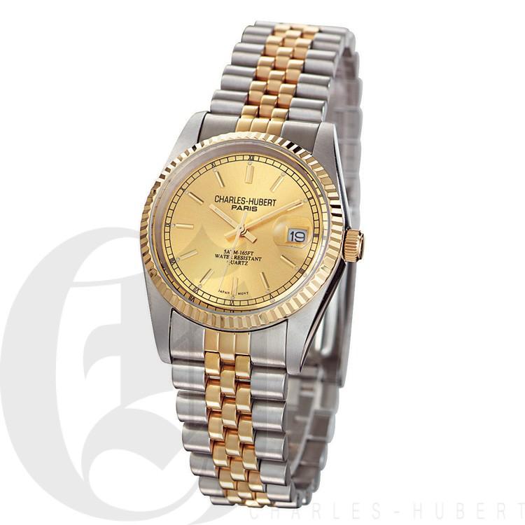 Charles Hubert Premium Collection Men's Watch #3635-Y