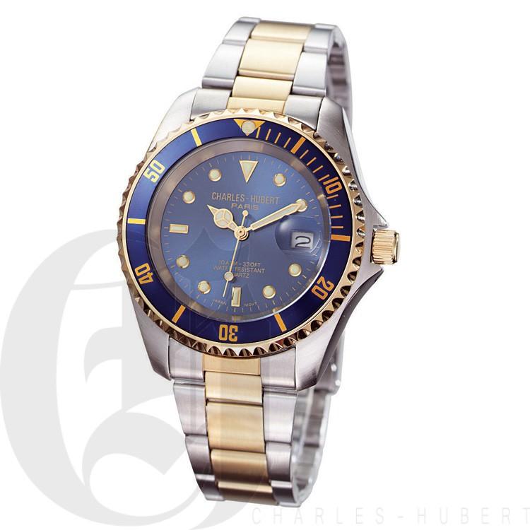 Charles Hubert Classic Collection Men's Watch #3662
