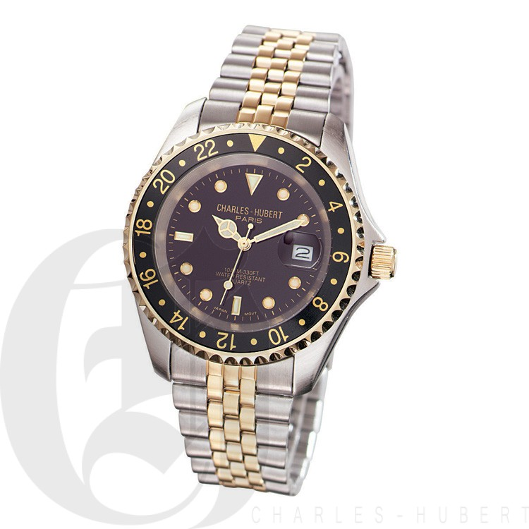 Charles Hubert Classic Collection Men's Watch #3663