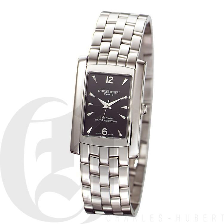 Charles Hubert Classic Collection Men's Watch #3666-BM