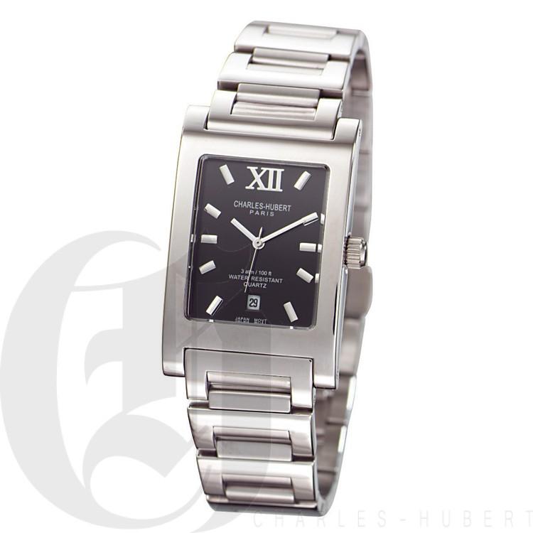 Charles Hubert Classic Collection Men's Watch #3667-BM