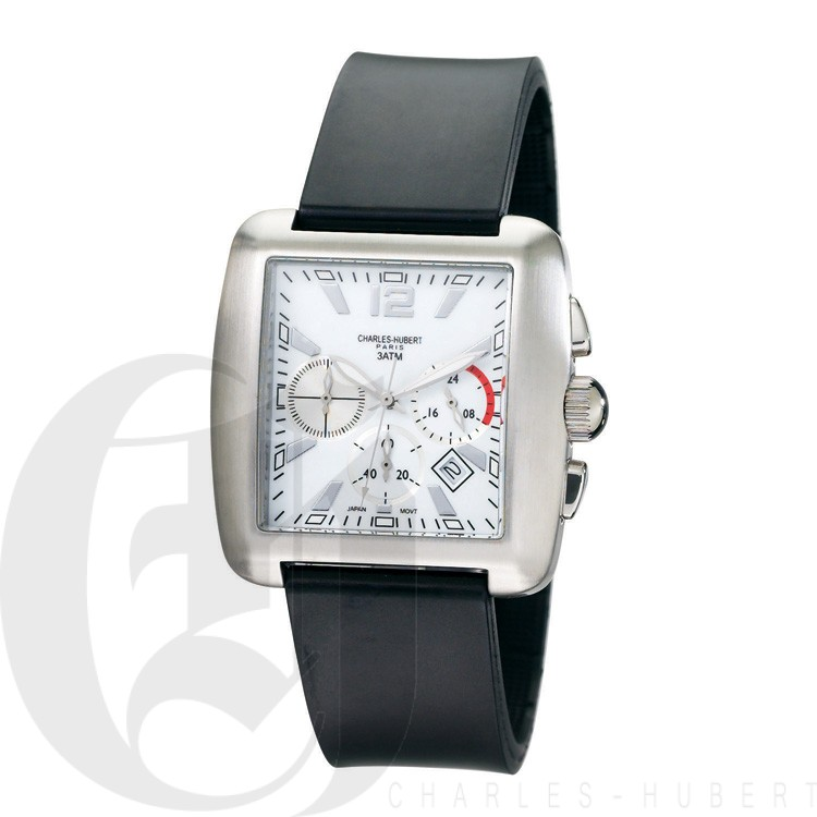 Charles Hubert Premium Collection Men's Watch #3729-W