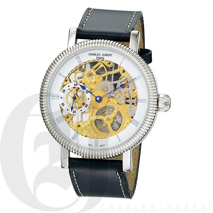 Charles Hubert Premium Collection Men's Watch #3737-G