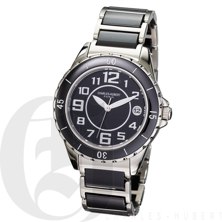 Charles Hubert Premium Collection Men's Watch #3755-B