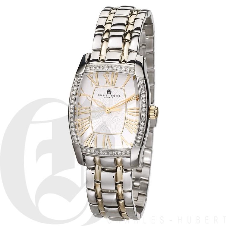 Charles Hubert Premium Collection Men's Watch #3760-T