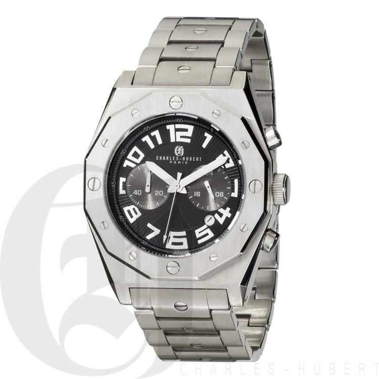 Charles Hubert Premium Collection Men's Watch #3764-B