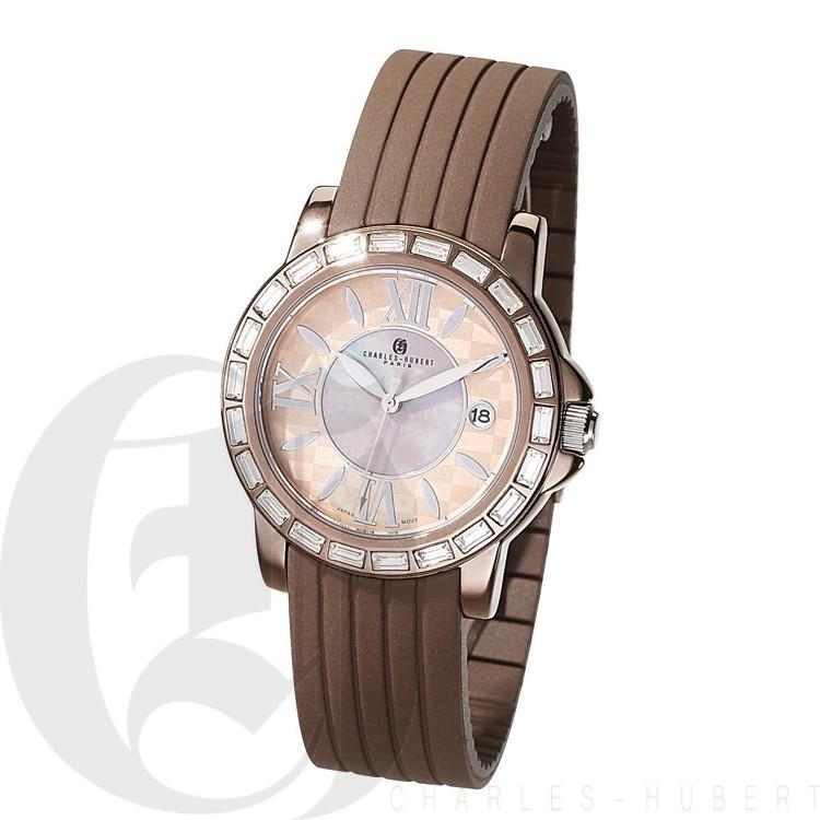 Charles Hubert Premium Collection Men's Watch #3786-P