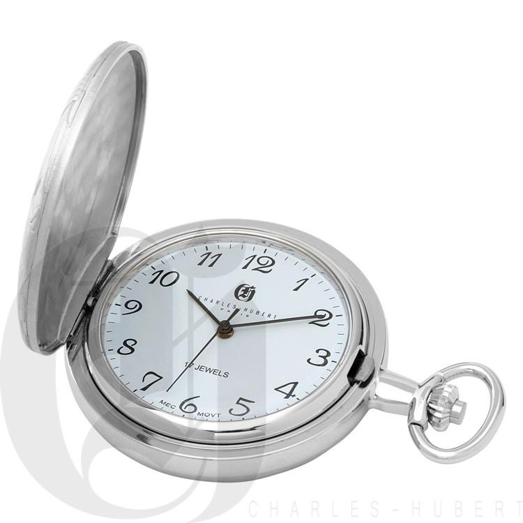 Hunter Case Mechanical Pocket Watch