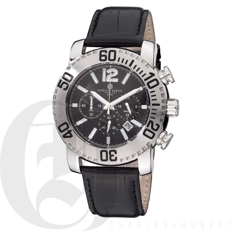 Charles Hubert Premium Collection Men's Watch #3855-L