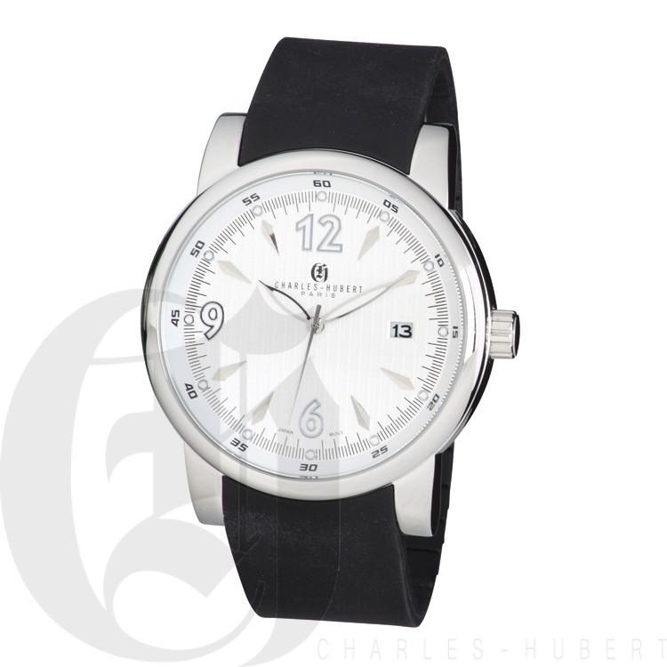 Charles Hubert Premium Collection Men's Watch #3881-W
