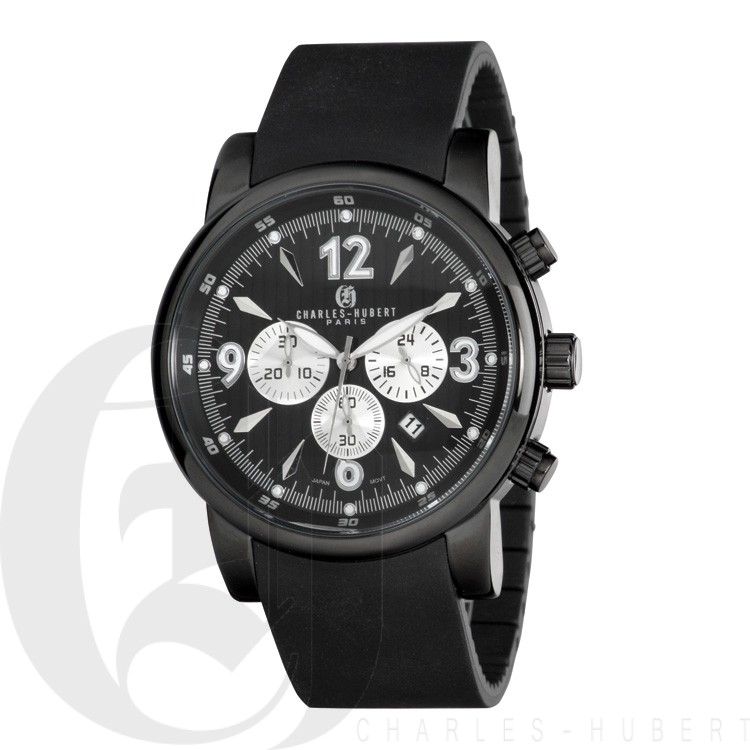 Charles Hubert Premium Collection Men's Watch #3882-B