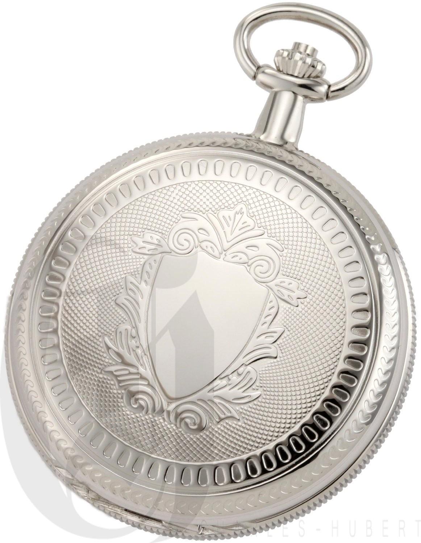 Charles-Hubert Paris Hunter Case Mechanical Pocket Watch