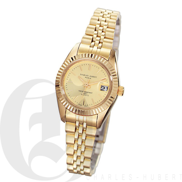 Charles Hubert Classic Collection Women's Watch #6444