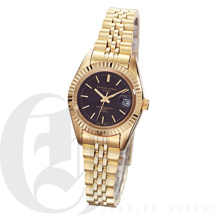 Charles Hubert Classic Collection Women's Watch #6597-B