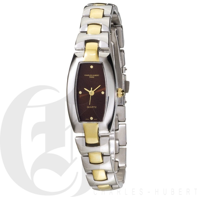 Charles Hubert Classic Collection Women's Watch #6745-T