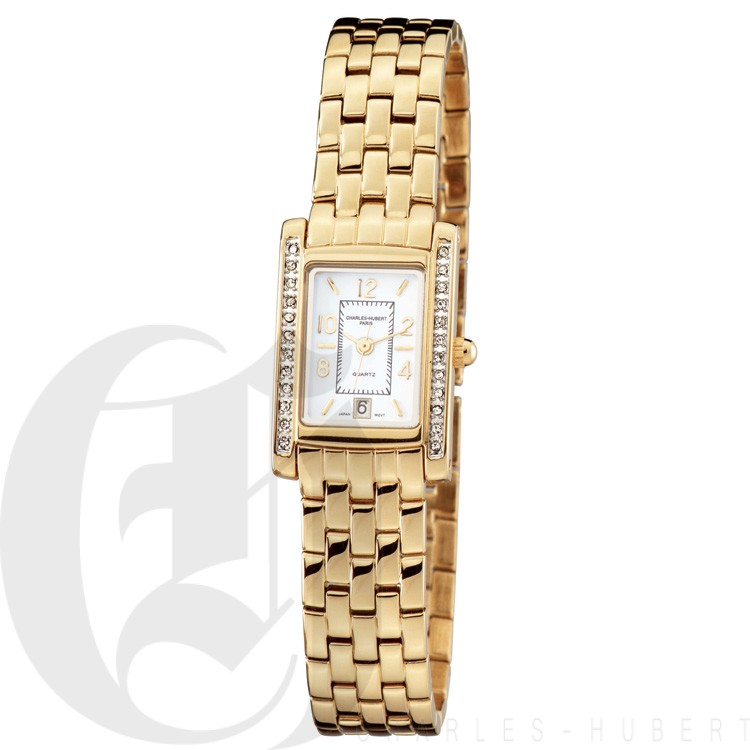 Charles Hubert Classic Collection Women's Watch #6756-G