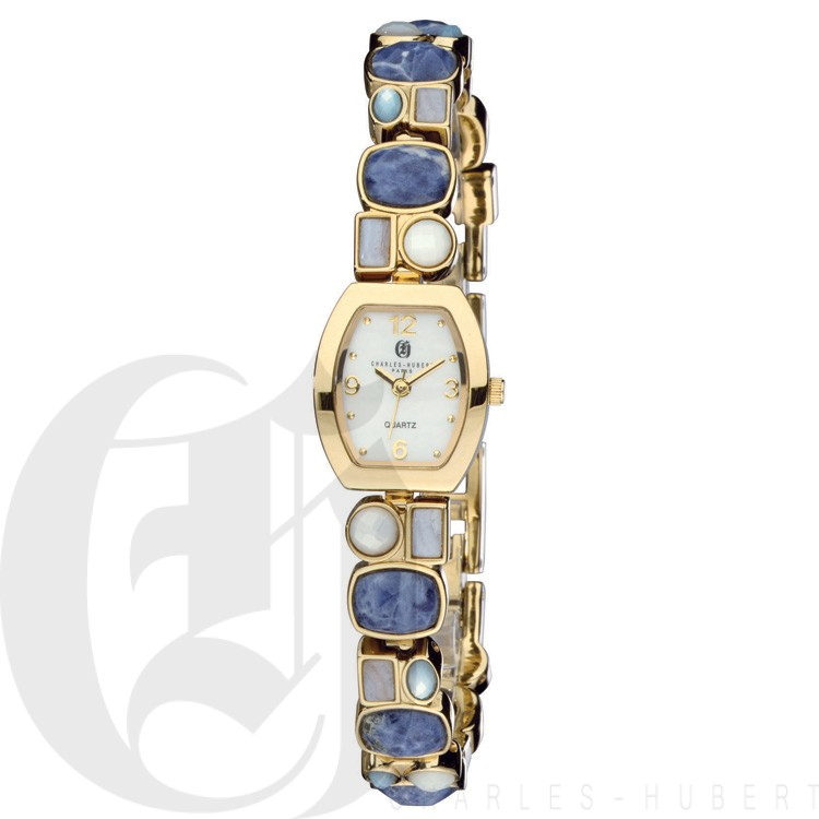 Charles Hubert Premium Collection Women's Watch #6772-G