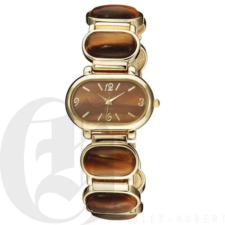 Charles Hubert Premium Collection Women's Watch #6773-TE