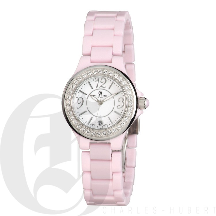 Charles Hubert Premium Collection Women's Watch #6777-P