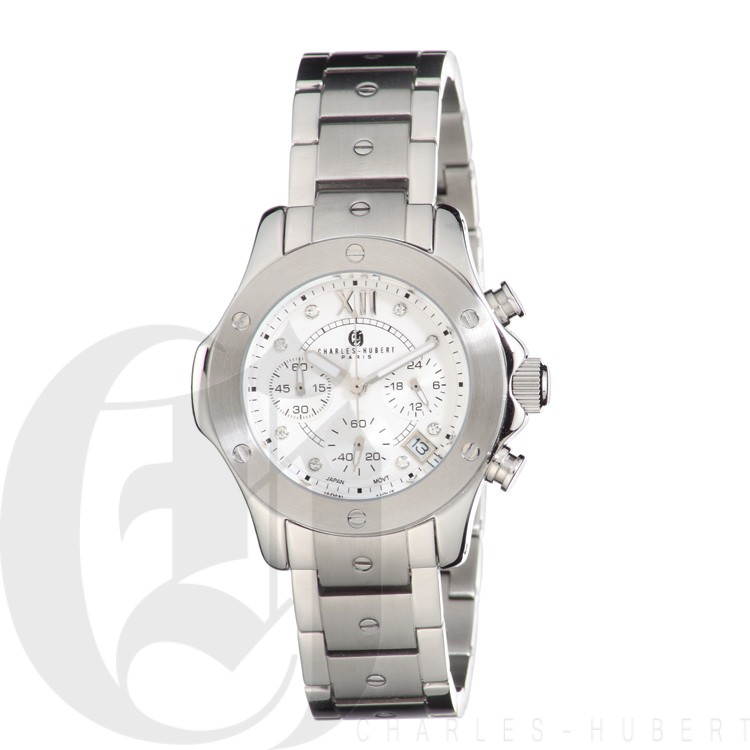 Charles Hubert Premium Collection Women's Watch #6782-W