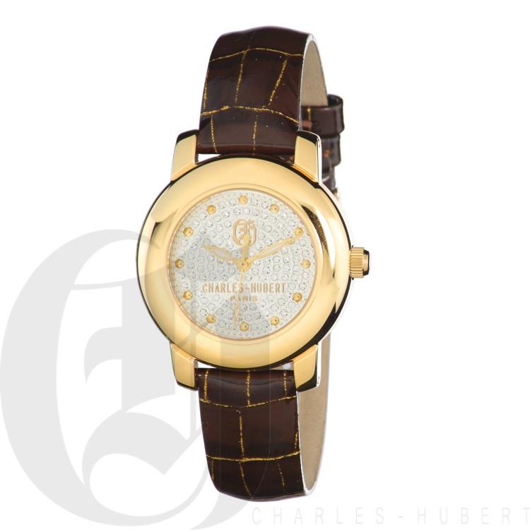 Charles Hubert Premium Collection Women's Watch #6786-G