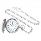 Hunter Case Quartz Pocket Watch