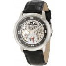 Charles-Hubert Paris Men's Stainless Steel Mechanical Watch
