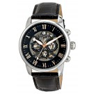 Charles-Hubert Paris Men's Stainless Steel Multifunction Automatic Watch