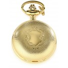 Charles-Hubert Paris Gold-Plated Quartz Pendant