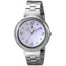 Charles-Hubert Paris Women's Stainless Steel Quartz Watch