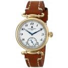 Charles-Hubert Paris Women's Gold-Plated Stainless Steel Quartz Watch